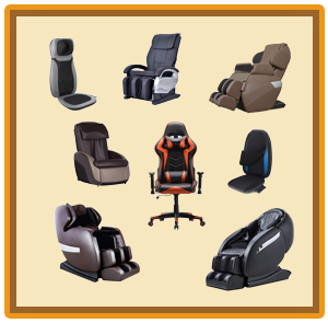 The best massage chairs 2020