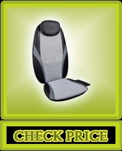 Snailax Shiatsu Massage Cushion with Heat Massage Chair Pad SL-256